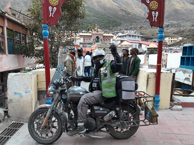 Badrinath - Best Route Char Dham Yatra Road Trips