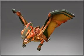 Batrider - Bessy The Batmeleon