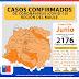 Lunes 8 de junio: A 128 llegan los casos de COVID-19 en Cauquenes