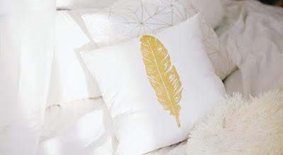 Comment laver un oreiller en plume?