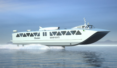 Rhino News Etc In The Works Hydrofoil Passenger Ferry