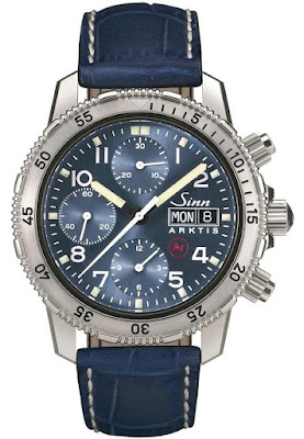 Sinn 203 ARKTIS Chronograph Diving Watch
