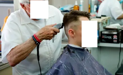 New York barber who disobeyed stay-at-home order to open shop tests positive for coronavirus and has 'infected' dozens of his customers