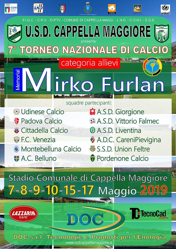 Finali Mirko Furlan 2019