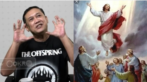 Yahya Waloni Masih Aman, Denny Siregar Puji-Puji Umat Kristen