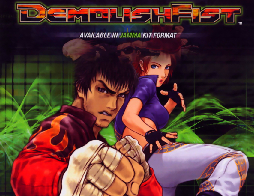 Demolish Fist Rom