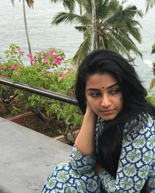 Actress Rajisha Vijayan Latest Cute Image Gallery Actress Trend