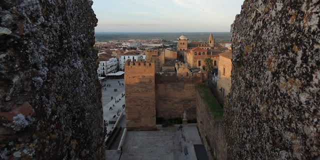 Cáceres torre de la Yerba