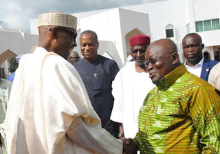 Buhari Ghanaians happy over President's return – President Akufo-Addo