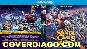 Santa & cie BLURAY - Santa Claus & cia