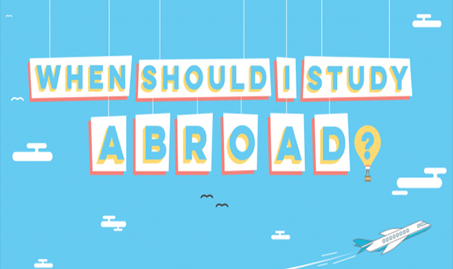 When do I need to study abroad?