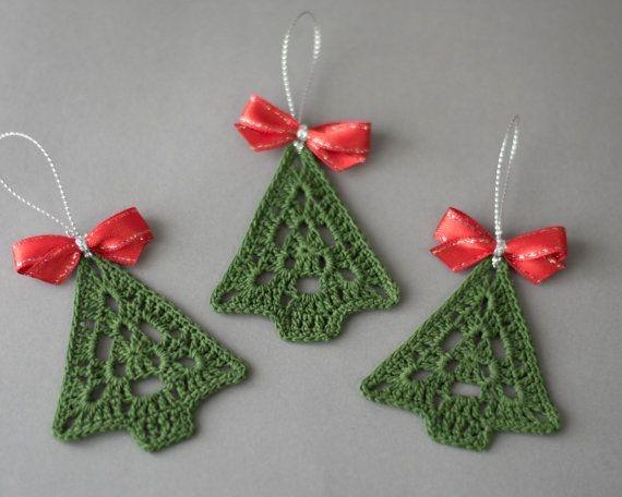 Mine Árvores de Natal – Enfeites!