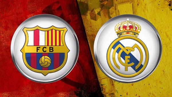 FC Barcelona vs Real Madrid, 3 de diciembre, 2016 - Official Website - BenjaminMadeira
