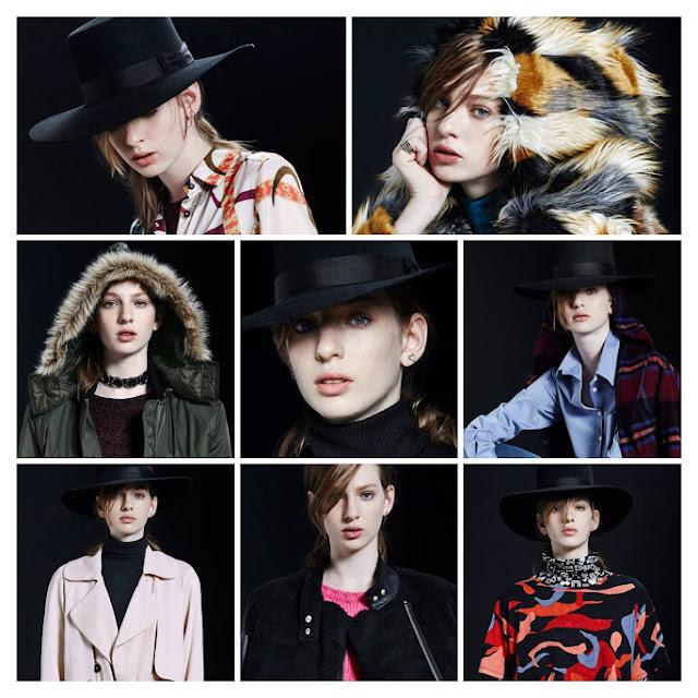 Complot otoño invierno 2016 moda mujer. Moda invierno 2016.