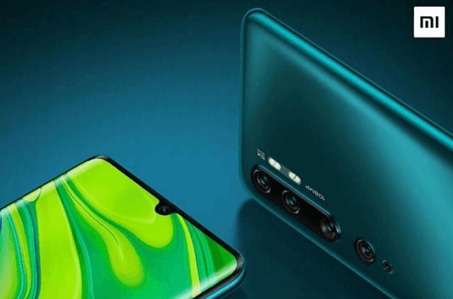 Xiaomi Mi CC9 Pro with 108MP penta rear cameras now official