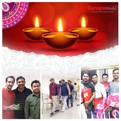 SynapseIndia-Diwali-Celebration