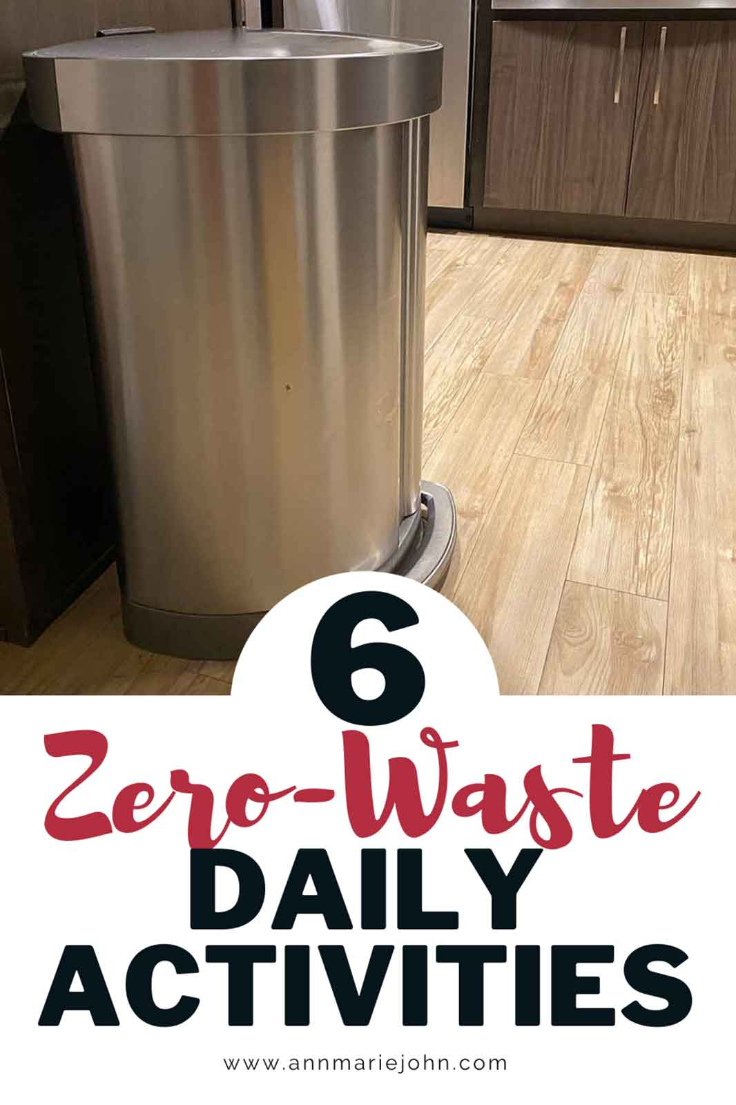 Daily Activities that Can Be Completely Zero-Waste
