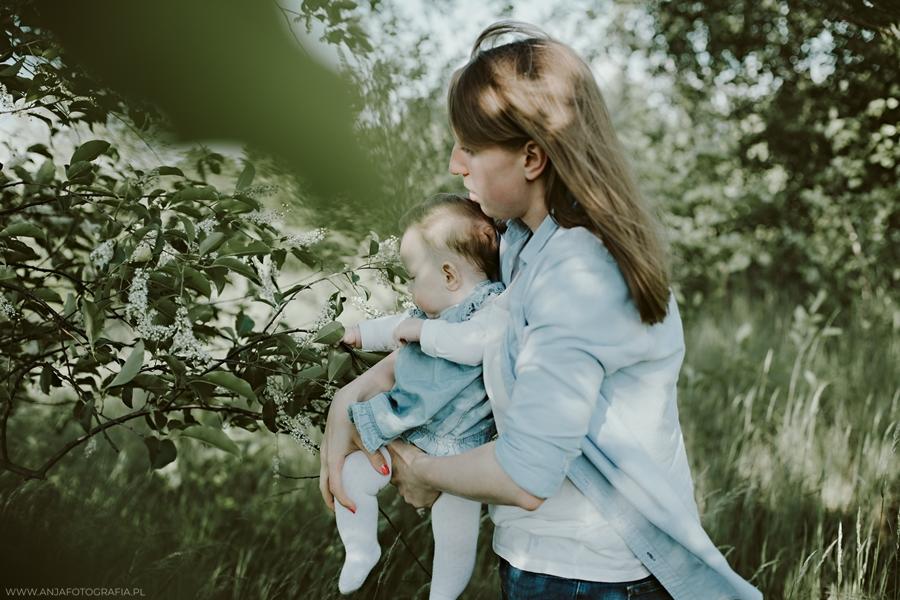 sesja fotograficzna z okazji dnia matki w warszawie