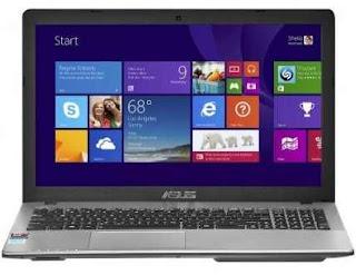5 Laptop Gaming Terbaik dan Termurah 5 Jutaan 2015 - ASUS X550ZA-SA100603E 15.6-INCH