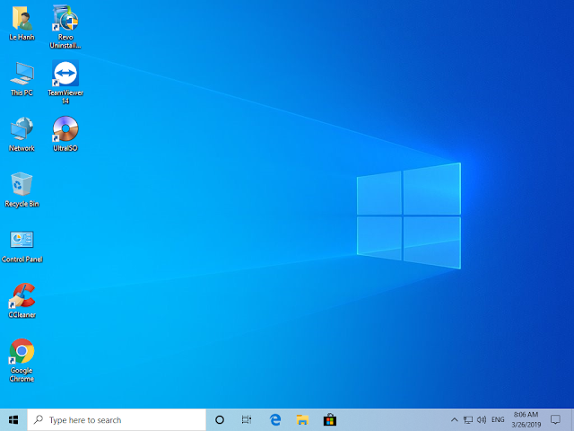DESKTOP - Bộ cài Windows 10 Pro, Version 1903, OS Build 18362 1