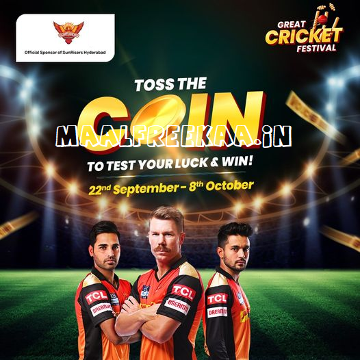 Play Toss Coin Daily Based T20 Cricket