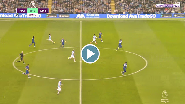 Manchester City vs Chelsea Live Score