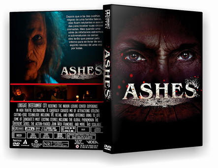 DVD ASHES - ISO