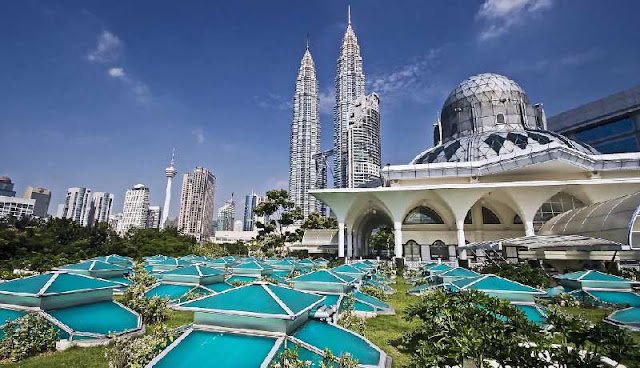 12 Tempat Wisata Malaysia Yang Terkenal
