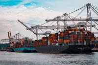 Container Ships - Photo by Andy Li on Unsplash