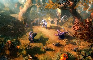 Drakensang Online free to play action MMORPG