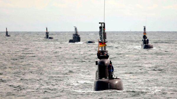 Alemania vende tres submarinos nucleares a Israel