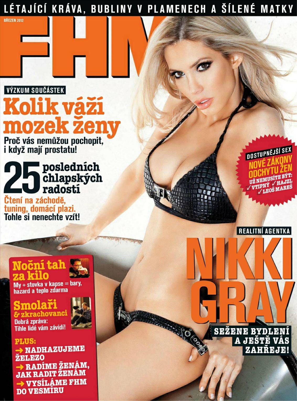 Download FHM Magazine Czech Republic