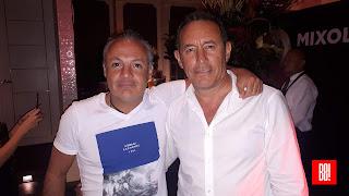 Luis Chacón y Gil Septién.