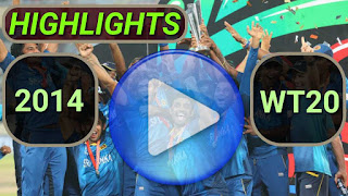 ICC WT20 2014 Video Highlights