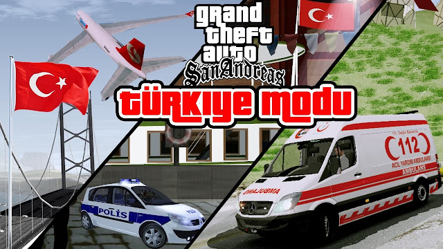 Gta San Andreas Turkey Mod 6 (PC)