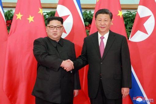 Presidente Xi Jinping arriba a Corea del Norte para visita oficial