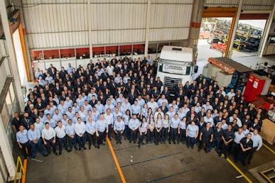 Fábrica da Volkswagen Caminhões e Ônibus tem novo parceiro em Resende
