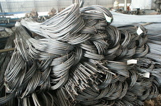 cara menghitung berat jenis besi