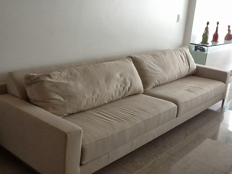 Tok de Requinte Capa para sof extra grande com almofadas