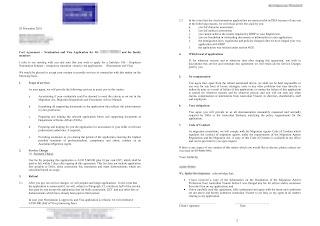 186 雇用主指定永住権 ENS 契約書 内容