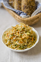 (dietetyczny coleslaw