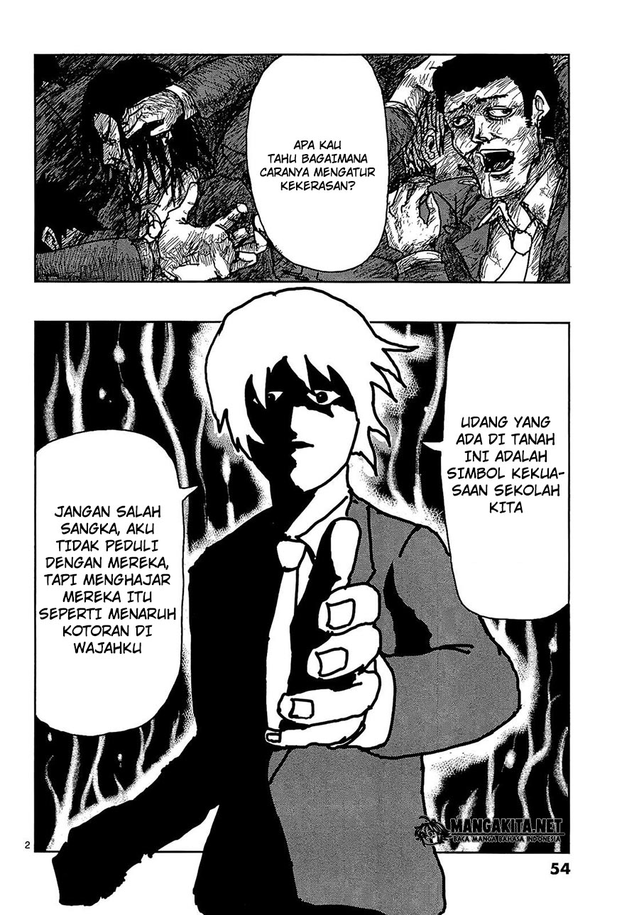 Mob Psycho 100 Chapter 13-3