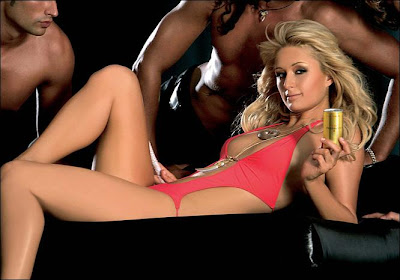 Paris Hilton Hot ad Photos