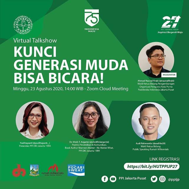 vivid argarini ppijp purna paskibraka indonesia Jakarta pusat