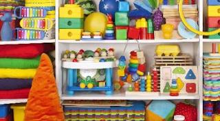 Memilih Mainan yang Tepat untuk Anak Anda