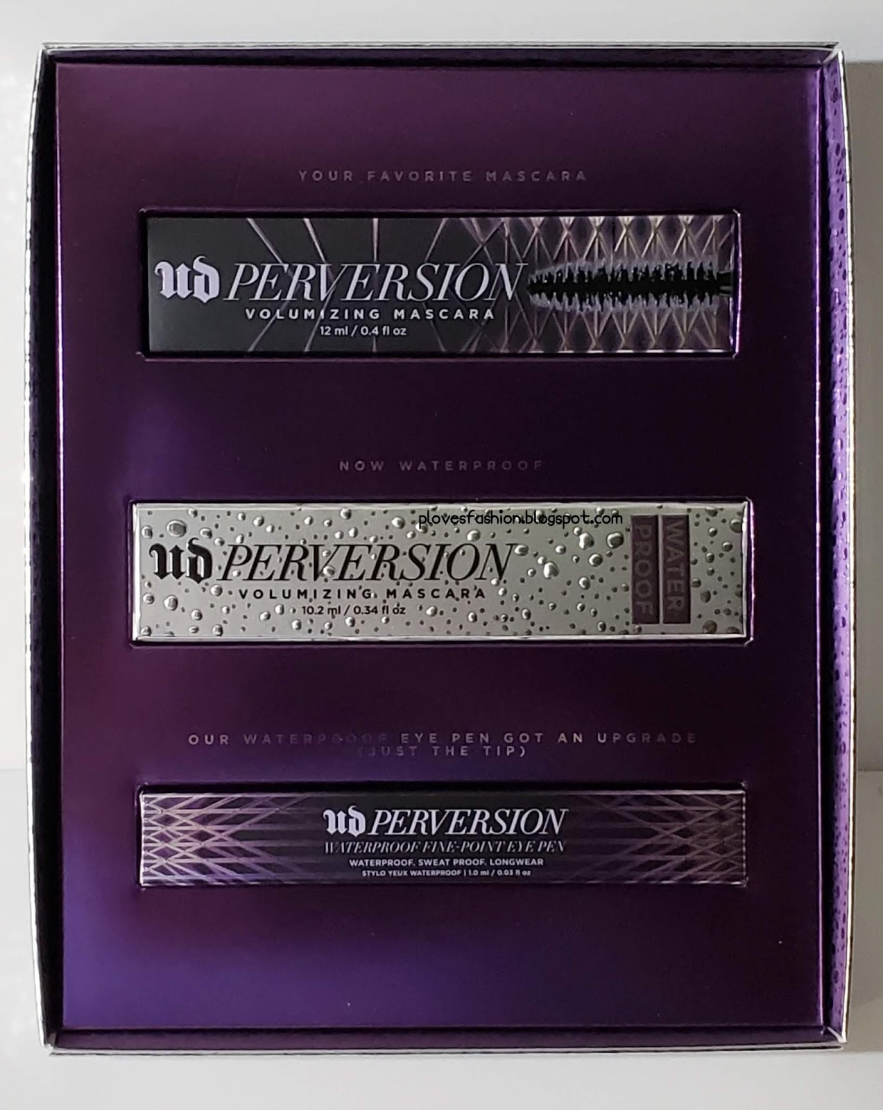 0afde88e85c Beauty and More by Pilar : Urban Decay Perversion