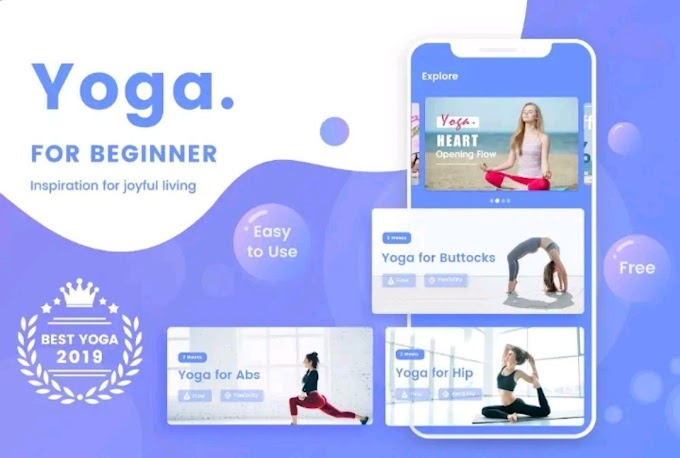 YOGA FOR BEGINNERS - YOGA POSES FOR BEGINNERS 4.0 [PREMIUM] apk
