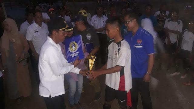 PS OKI Juara Soeratin Regional Sumsel