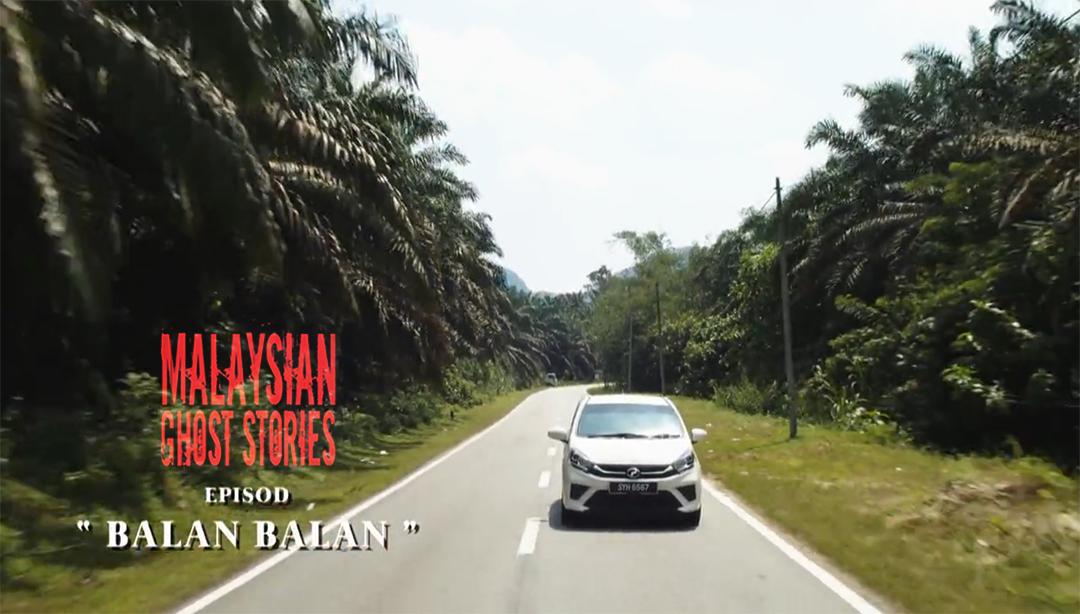 Malaysian Ghost Stories Episod 13 Balan Balan