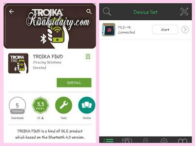 troika find